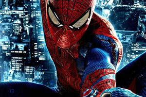 超凡蜘蛛侠2找字母