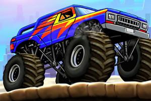 怪物卡车竞速赛