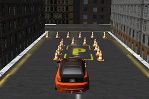 城市道路停车