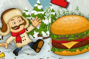 疯狂的汉堡厨师2无敌版