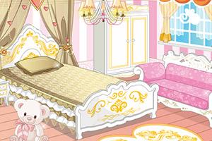 布置公主房间