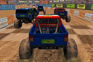 怪物大卡车竞速赛