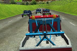 3D拖车竞速赛