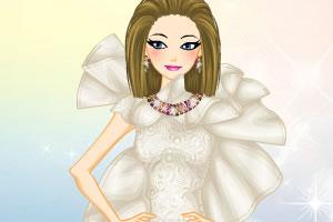 疯狂的婚纱礼服