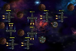 银河防御战