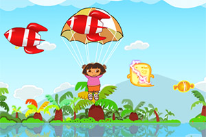 朵拉降落伞冒险