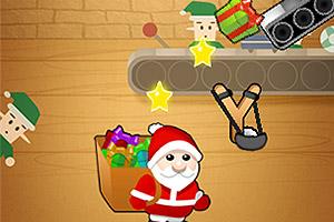 圣诞收集礼物