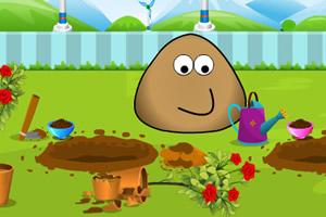 土豆君当园丁