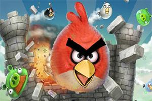 愤怒的小鸟找星星