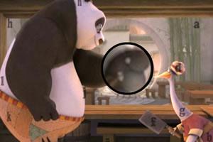 熊猫阿宝找字母