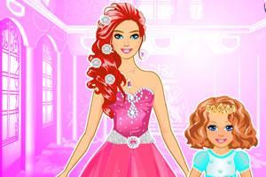 公主与宝贝美发