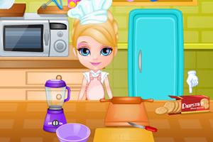 芭比小厨娘