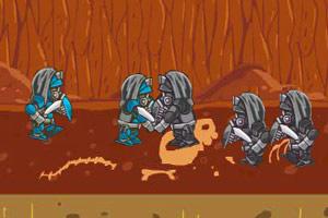 地下游击队4