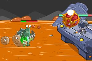宇航员大战鼻涕虫3