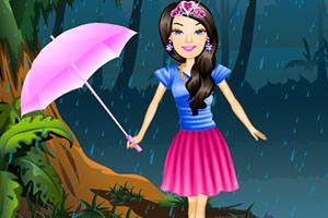 雨林芭比公主