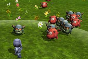 机器人小士兵
