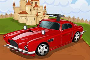 英国皇家飙车