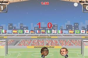 大头足球世界杯挑战赛