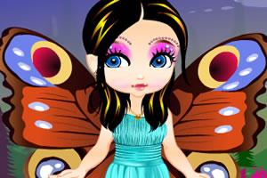 蝴蝶小精灵美容