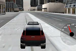 城市吉普车争夺赛