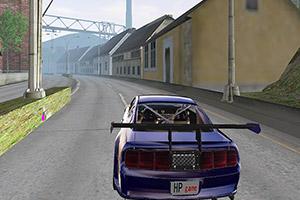 3D急速赛车