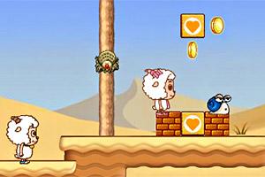 喜羊羊与美羊羊历险记2无敌版
