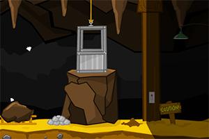 逃离钻石矿洞