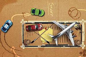 纸箱赛车竞速赛