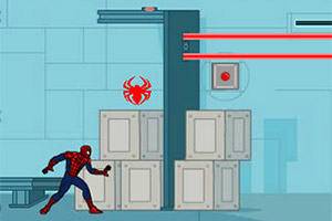 蜘蛛侠闯关