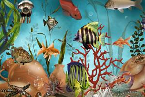 海世界寻物