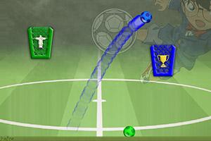 柯南踢足球