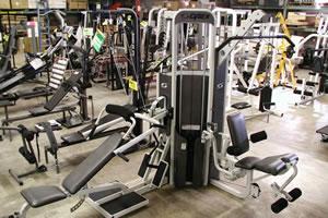 健身房找物品