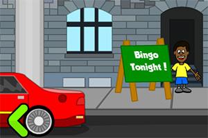 宾果之夜寻找票根