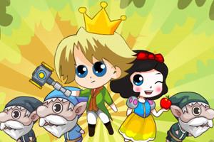 白雪公主救小矮人2选关版