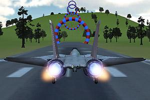 3D超音速战机驾驶