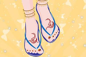 时尚修脚季