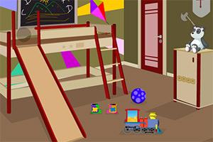 逃出儿童游戏室