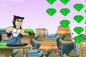 超级英雄滑板