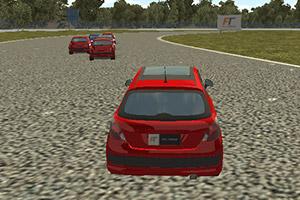 3D全新赛车