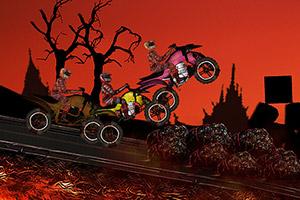 地狱四轮越野车狂奔
