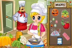 烹饪课偷懒
