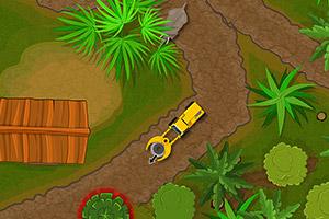 丛林伐木机
