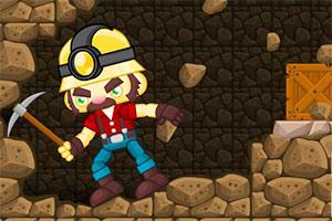 我是一个小矿工
