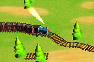小火车铺铁路