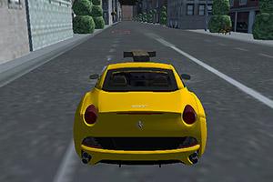 3D城市停车