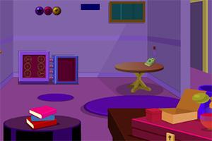 逃离紫色房子