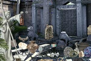 探索古代遗址
