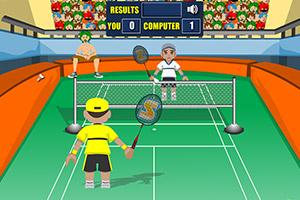 超级羽毛球大赛