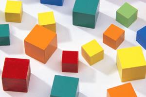 消除空间方块