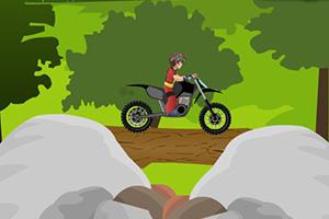 爆丸小子摩托驾驶